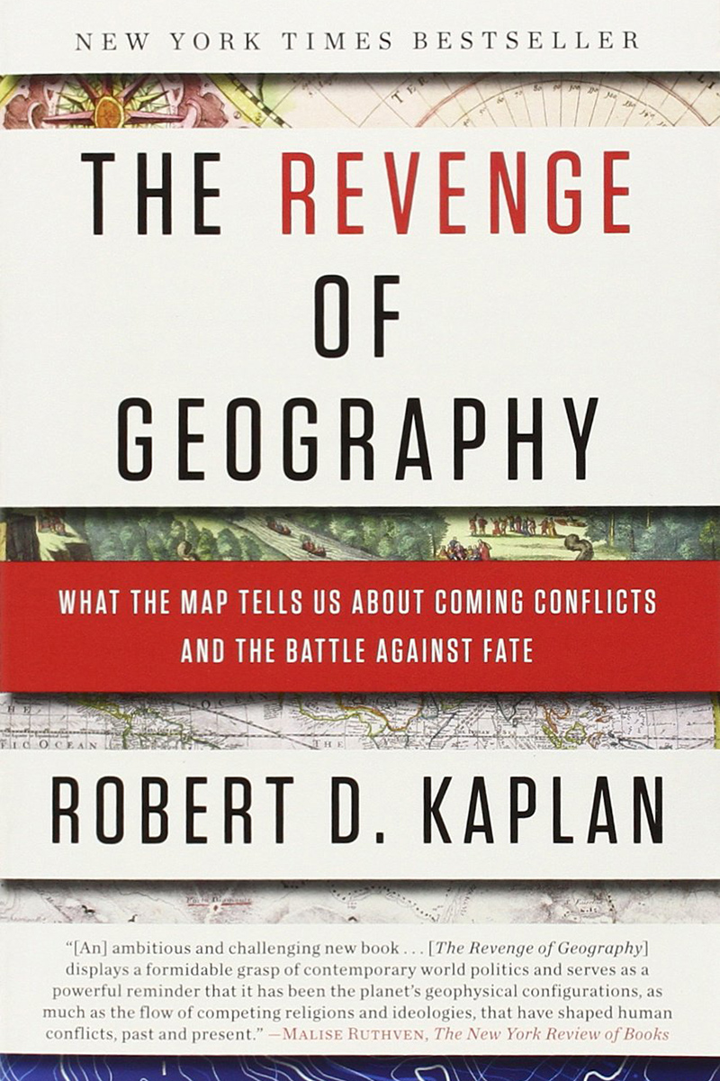 The Revenge of Geography cover