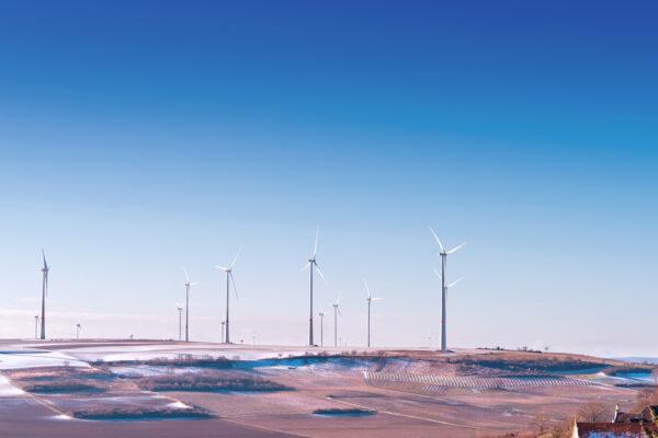 Mölsheim Germany wind turbines