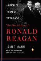 The Rebellion of Ronald Reagan cover