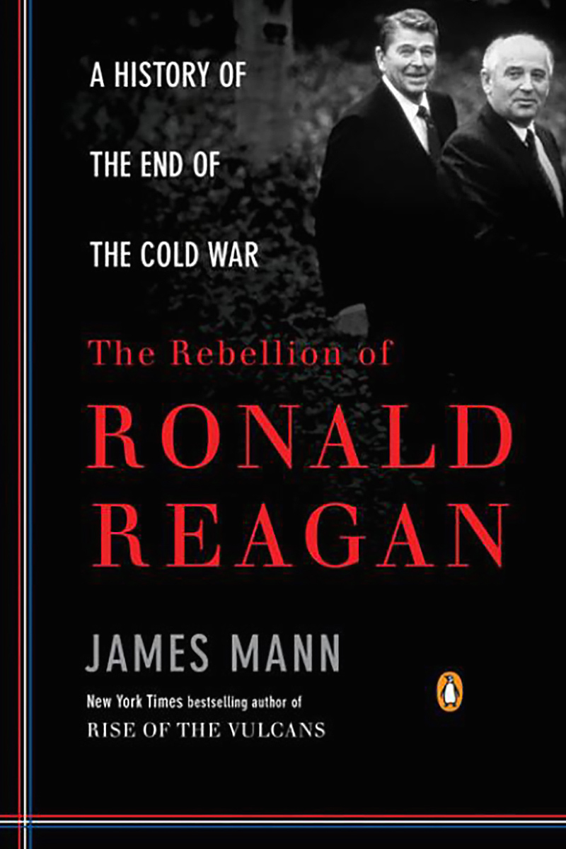 The Rebellion of Ronald Reagan cover