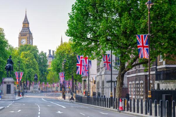 Whitehall London England