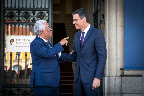 António Costa Pedro Sánchez