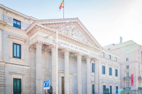 Spanish Congress Madrid