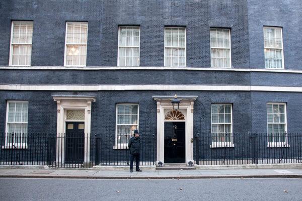 Downing Street London England