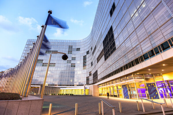 Berlaymont Brussels Belgium