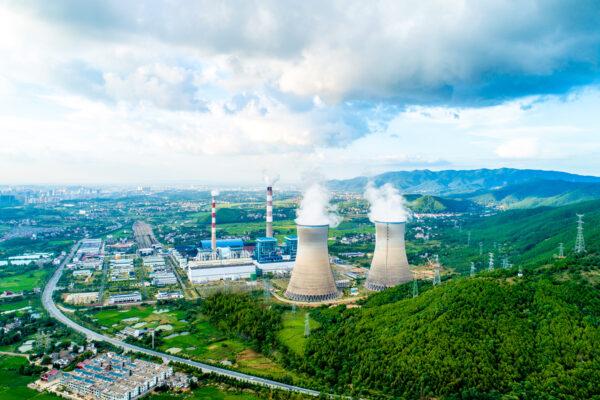Power plant China